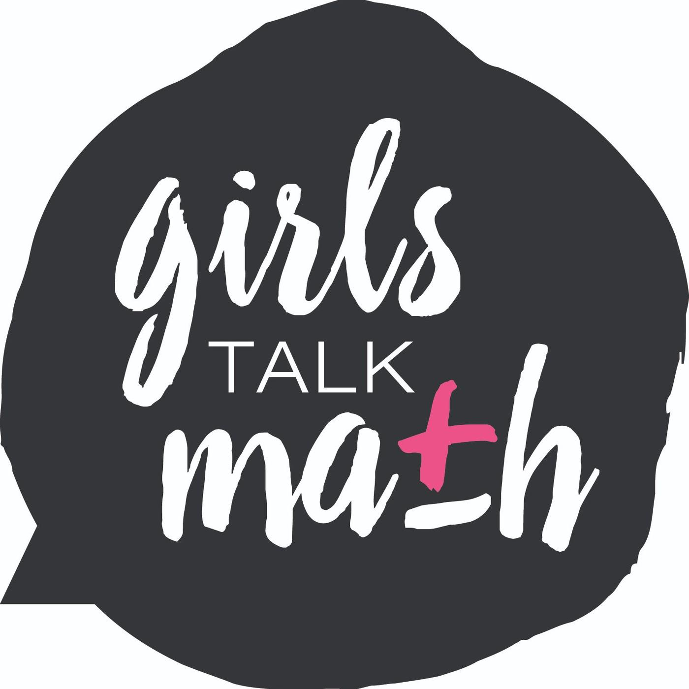 Girls Talk Math Logo
