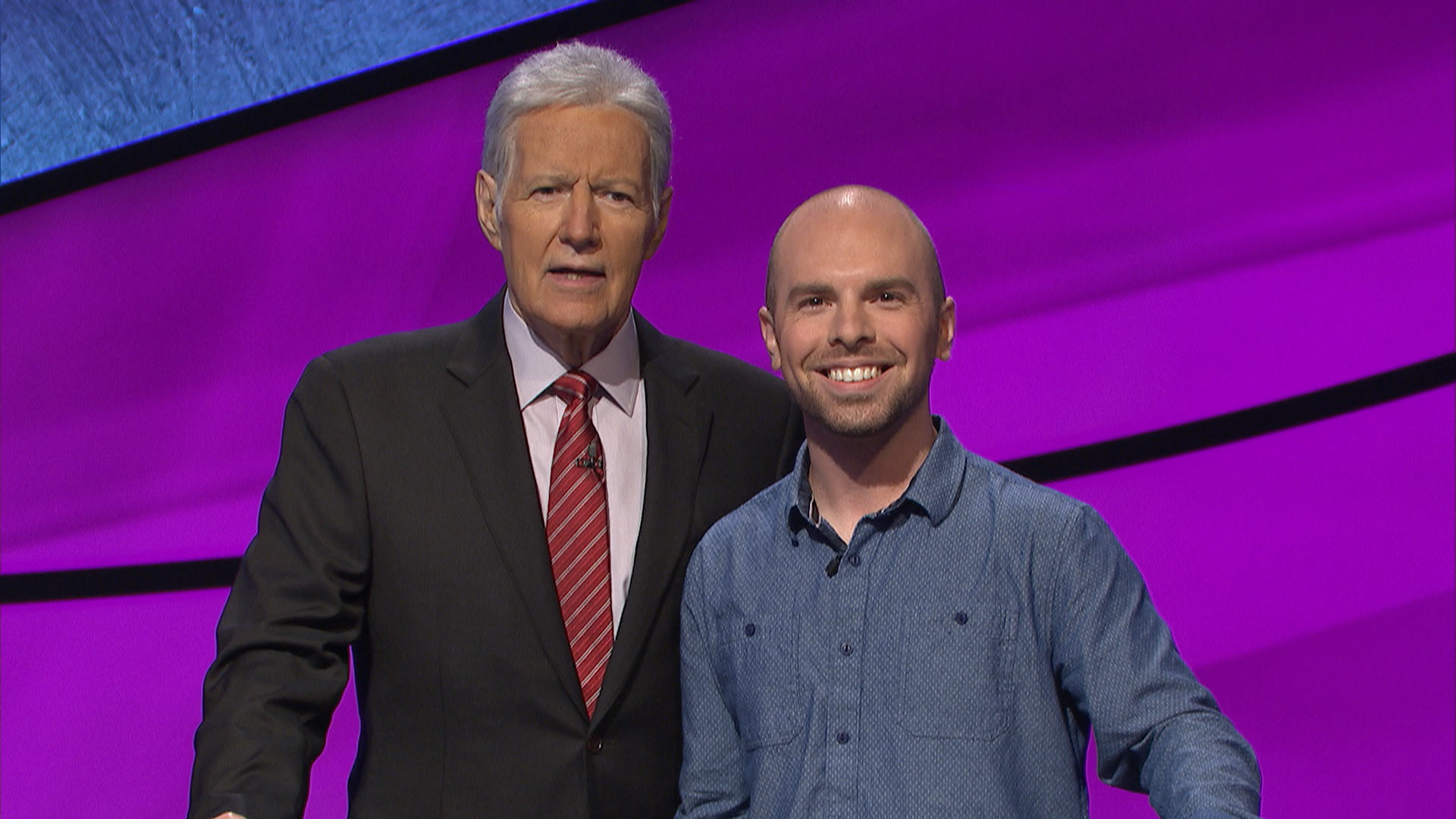Steven Reich on Jeopardy